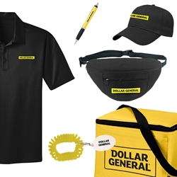 DG Employee Mens Performance Polo Pack