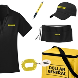 DG Employee Womens Performance Polo Pack