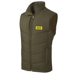Mens Port Authority Puffy Vest