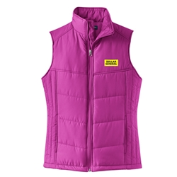 Womens Port Authority Puffy Vest
