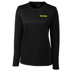Ladies Jersey Long Sleeve Tee