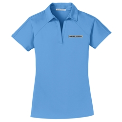 Port Authority Ladies Crossover Raglan Polo
