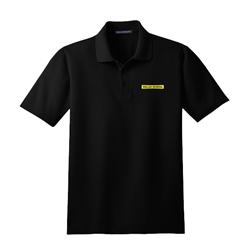 Mens Blended Pique Polo - Extended Sizes